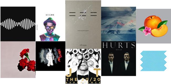 2013年度音樂總結